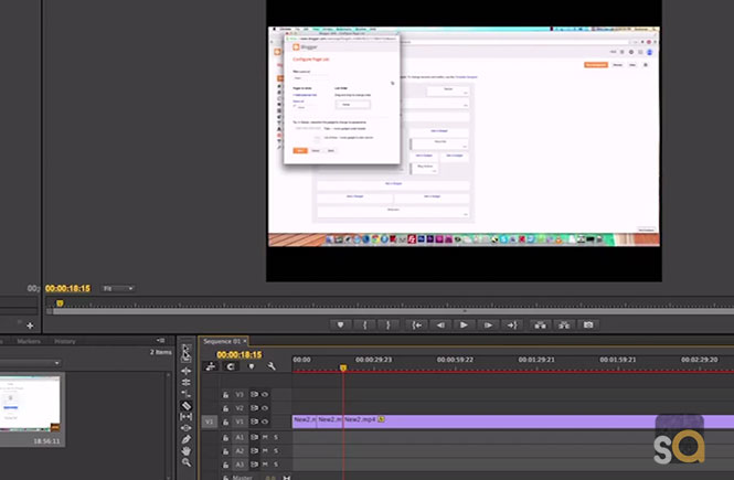 Adobe Premiere pro CC Tutorial: How to Trim video clips on Mac & Pc