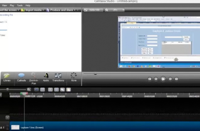 Camtasia Studio Highest Quality Export Settings 1920x780px