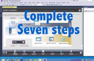 How to Create a Setup exe file in Visual Studio 2013