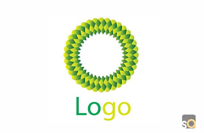 Geometric Flower Effect Logo in Illustrator CS6 & CC Tutorial