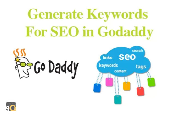 How To Generate Keywords For SEO in Godaddy