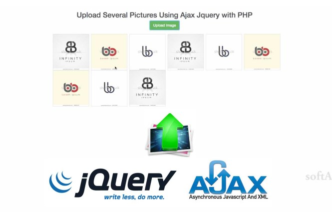 Upload Several Pictures Using Ajax jQuery with PHP