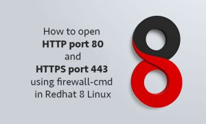 How-to-open-HTTP-port-80-and-HTTPS-port-443-in-Redhat-8-Linux