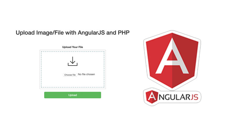 Upload Image/File with Angular JS and PHP