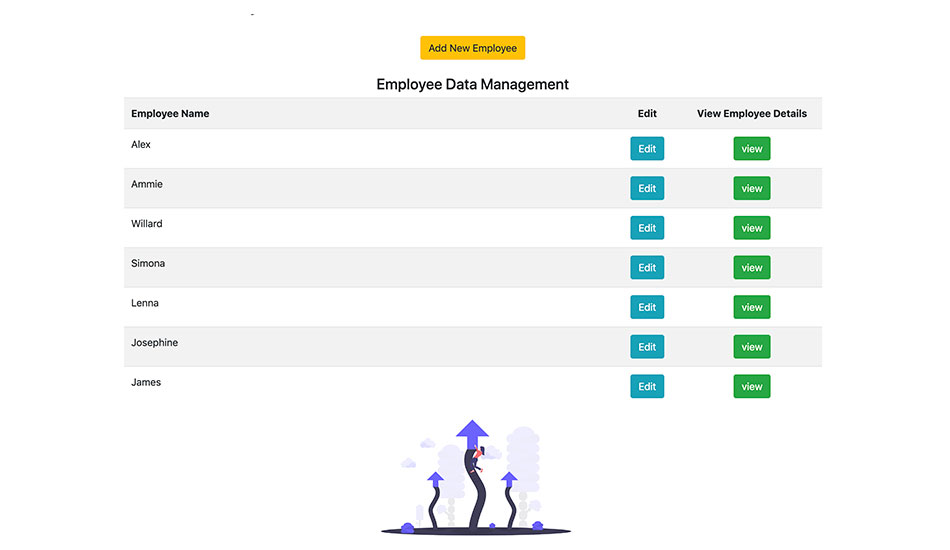 PHP Ajax Update MySQL Data Through Bootstrap Modal