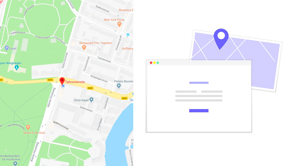 get map current location latitude and longitude jquery