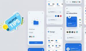 5 Tips for better Mobile UX design