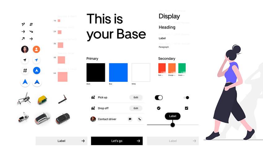 Build a beginner level-Design System