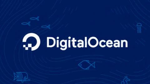DigitalOcean high performance server