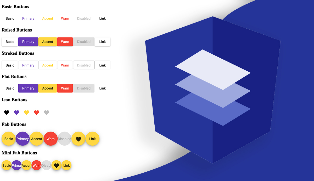 Proper way to Use Angular Material in Angular project
