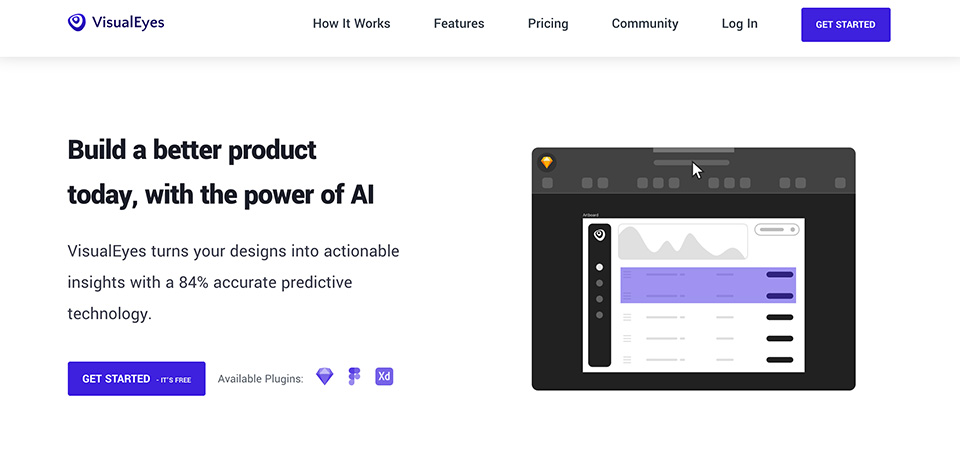 VisualEyes - Your Pro AI Design Assistant