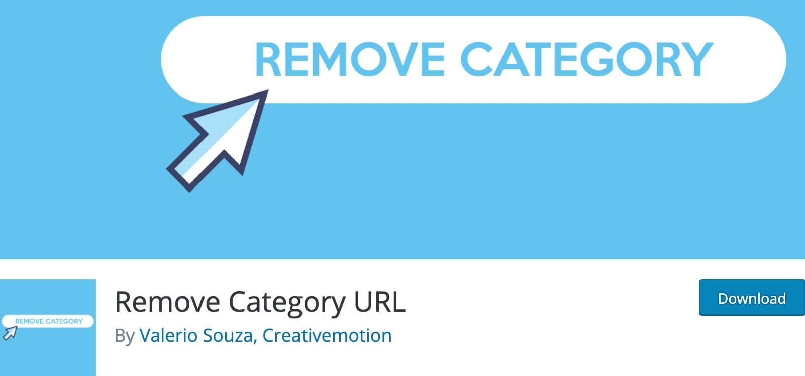 Remove the Category Prefix URL Using Plugin