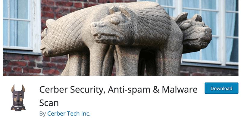 Replace your WP Login URL using Cerber Security, Antispam & Malware Scan plugin